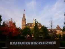 ギャローデット大学のチャペルホール